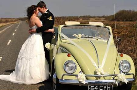 Vw Van And Beetle Bridal Car Hire For Your Wedding Day