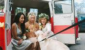 Volkswagen Campervan for Wedding Hire
