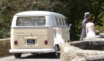 Juliet - Split VW Camper Van